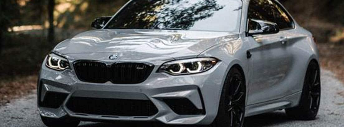 BMW Serie 2 en gris