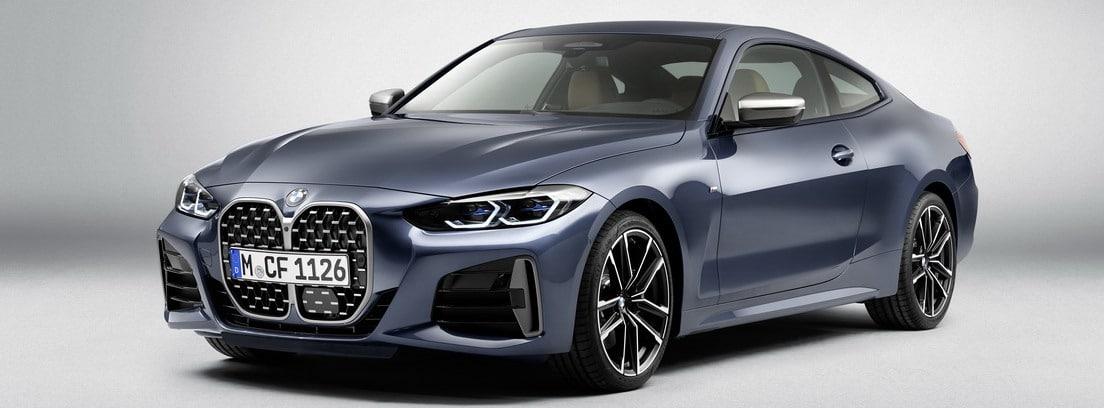 Imagen de catálogo del nuevo BMW Serie 4 Coupé