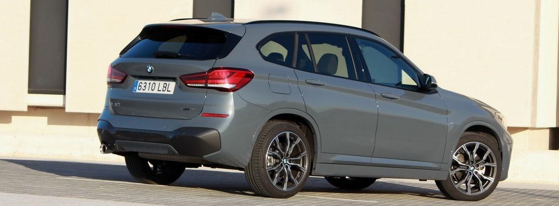 Vista lateral del BMW X1 SDrive 18i M Sport