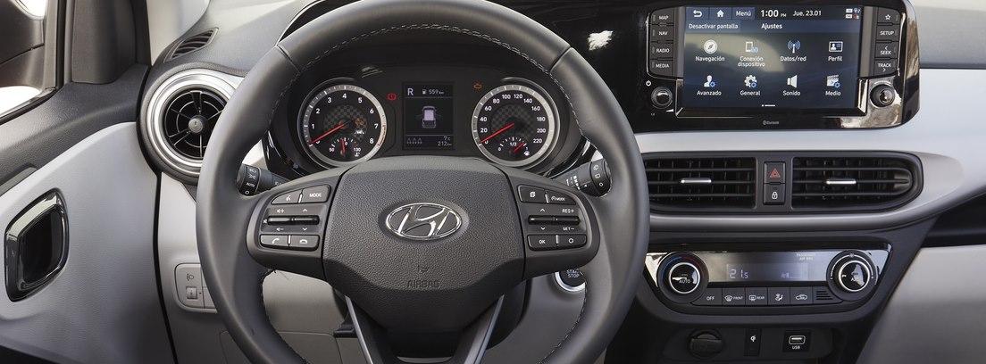 volante Hyundai i10
