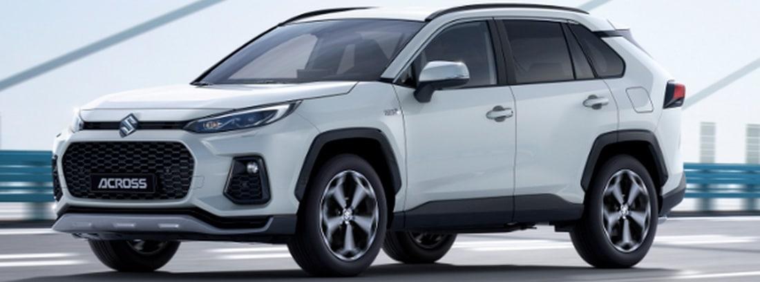 Suzuki Across 2021 blanco