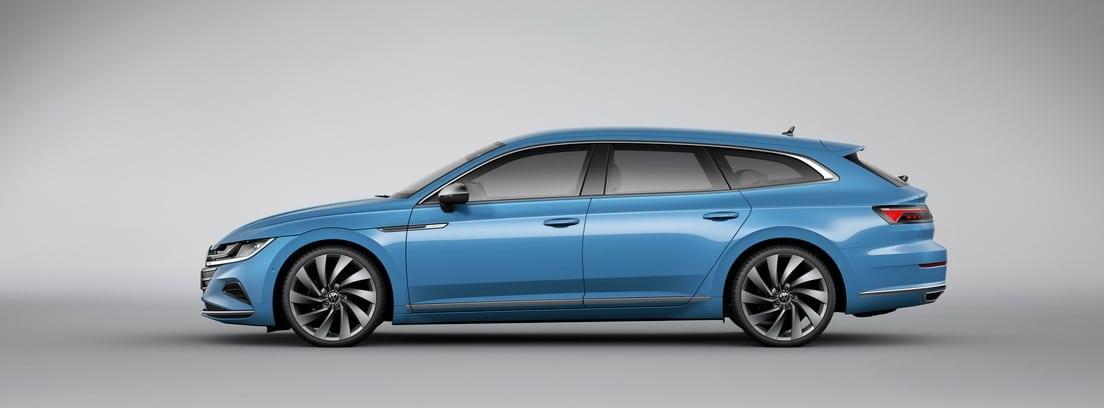 Imagen de catálogo del nuevo Volkswagen Arteon 2020