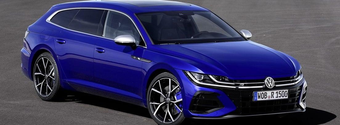 Volkswagen Arteon 2020 azul