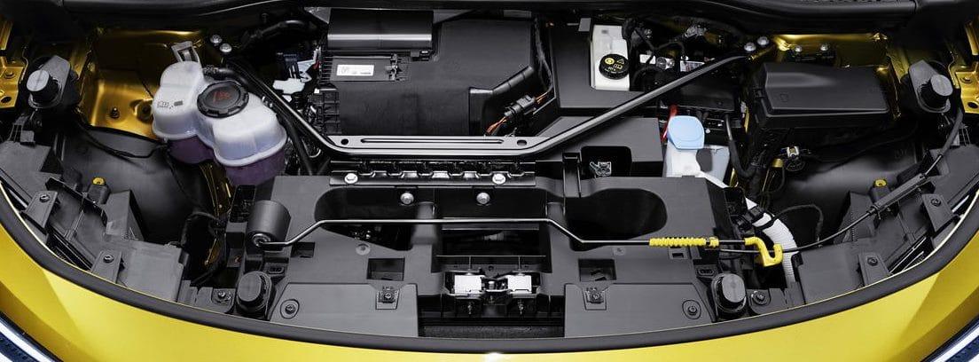Detalles del sistema motor del nuevo Volkswagen ID.4