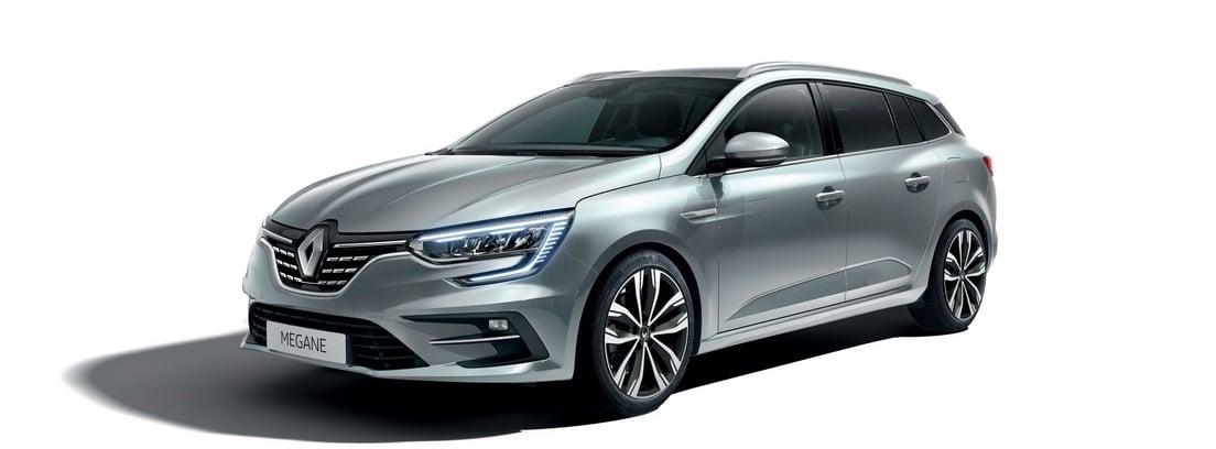 Renault Megane 2020 gris