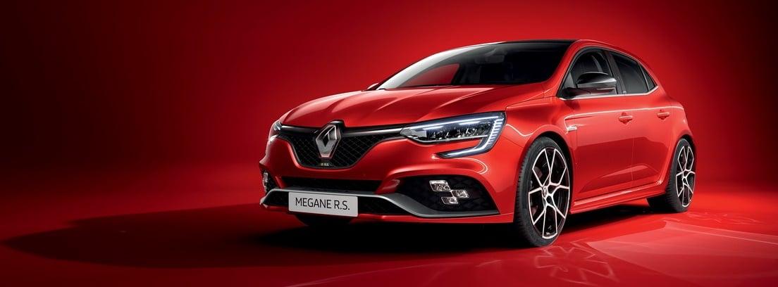 Renault Megane 2020 rojo