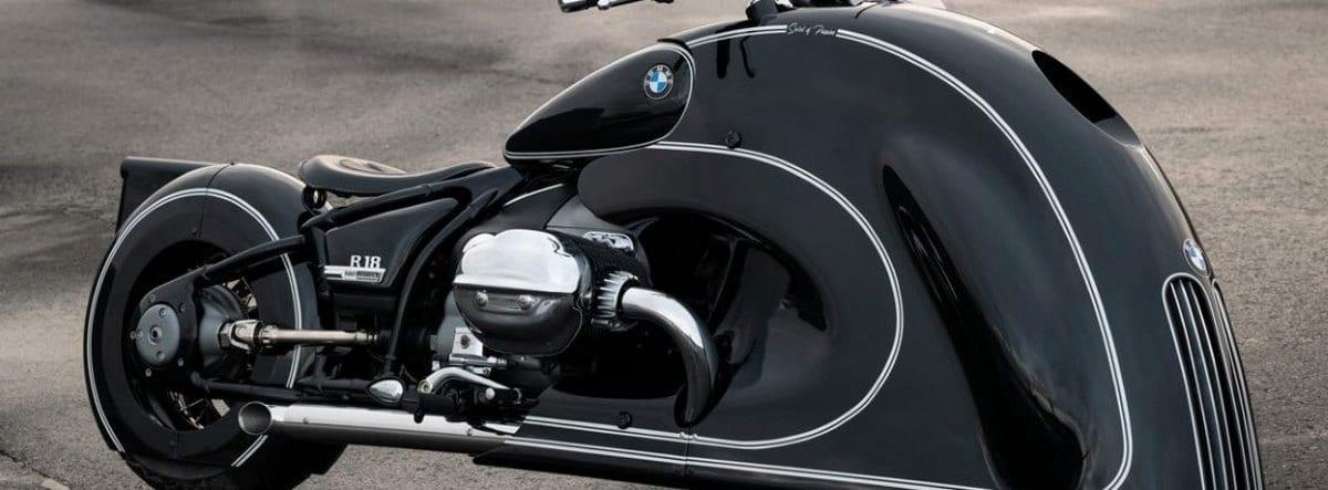 BMW R18 guardabarros delantero