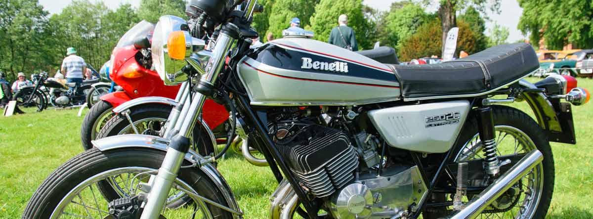 Benelli 250 2c de 1980
