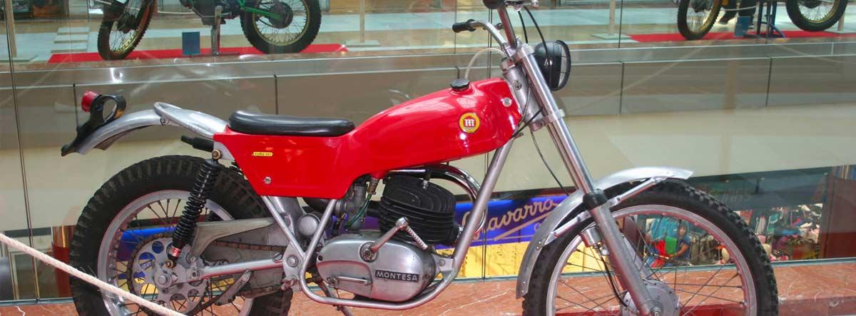 Montesa Cota 247 de 1971
