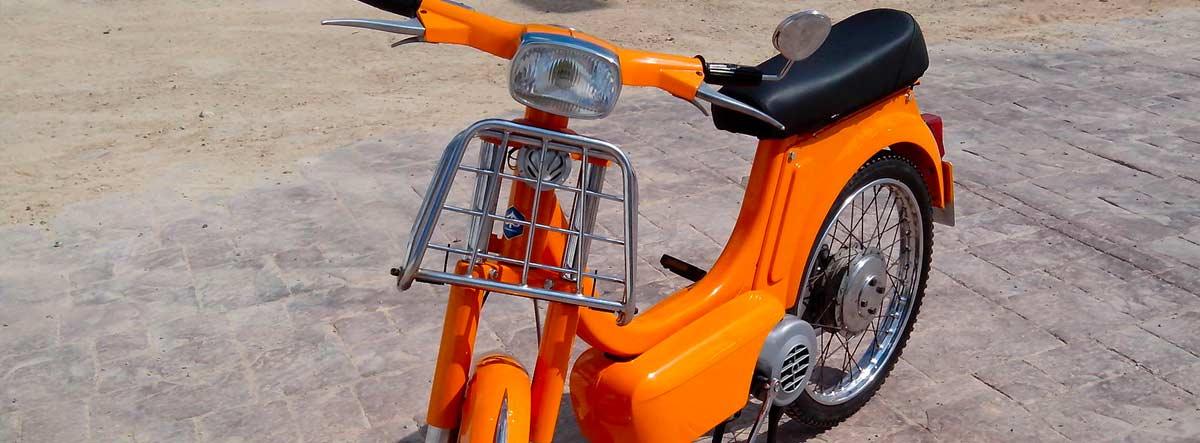 Vespino LS fabricado por Moto Vespa en 1971