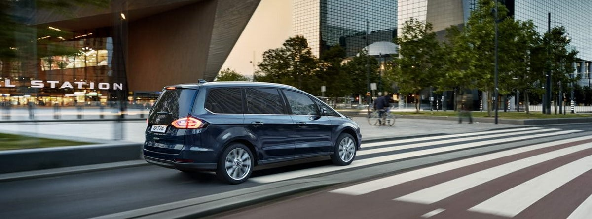 Ford Galaxy Hybrid nuevo