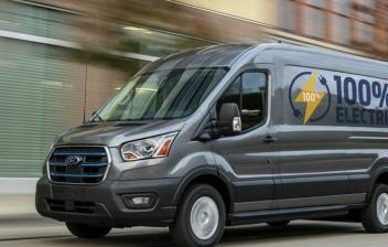 Ford e-Transit