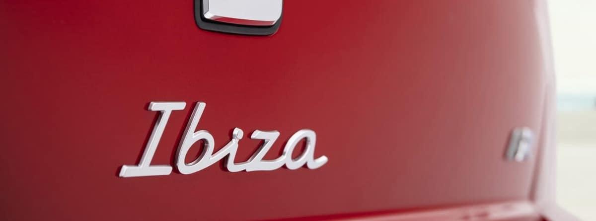 logo del nuevo Ibiza 2021