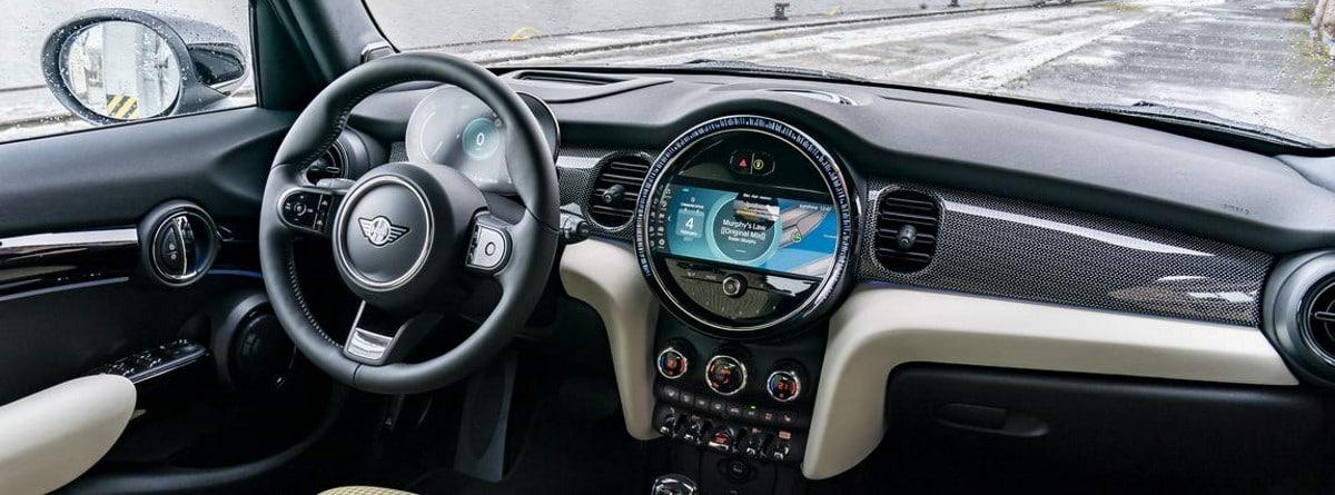 Mini Cooper S 5 salpicadero
