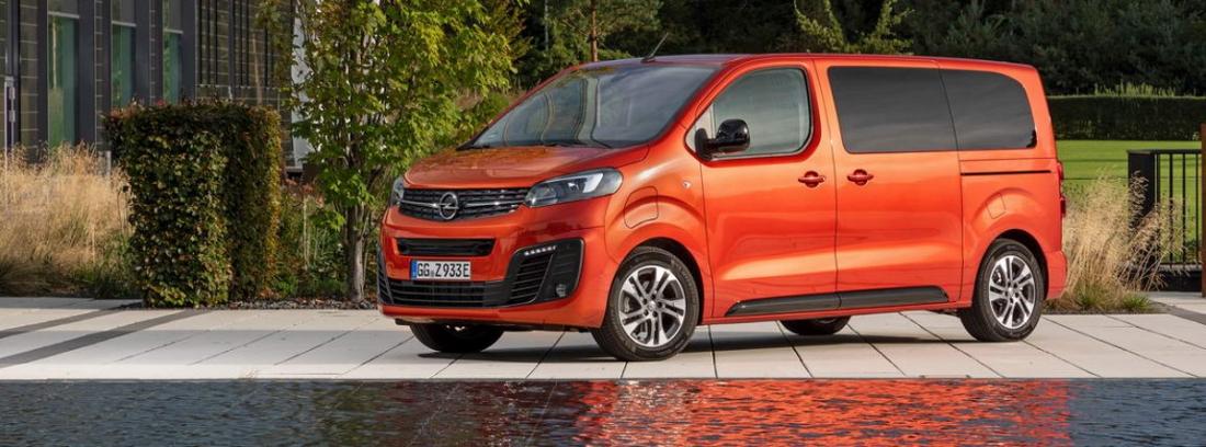 Nuevo Opel Zafira-e Life