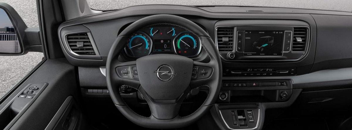 Volante del Opel Zafira-e Life