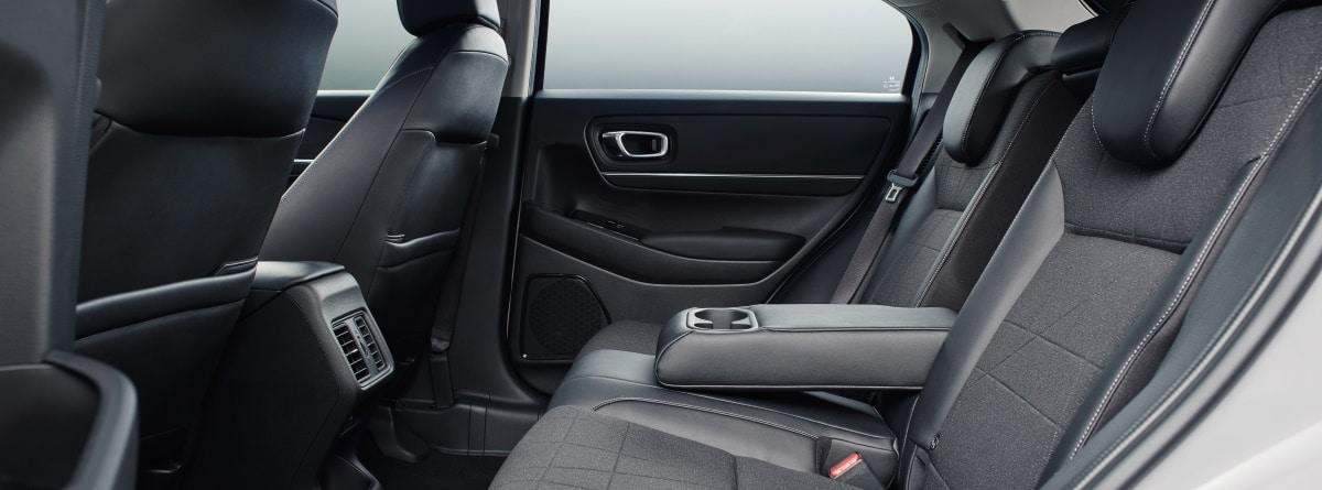 Honda HR-V e:HEV. Interior innovador, funcional y optimizado
