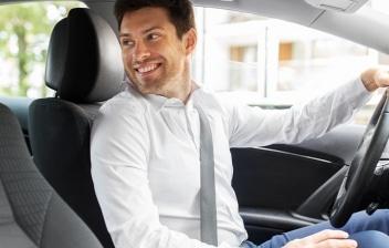 Conductor de taxi