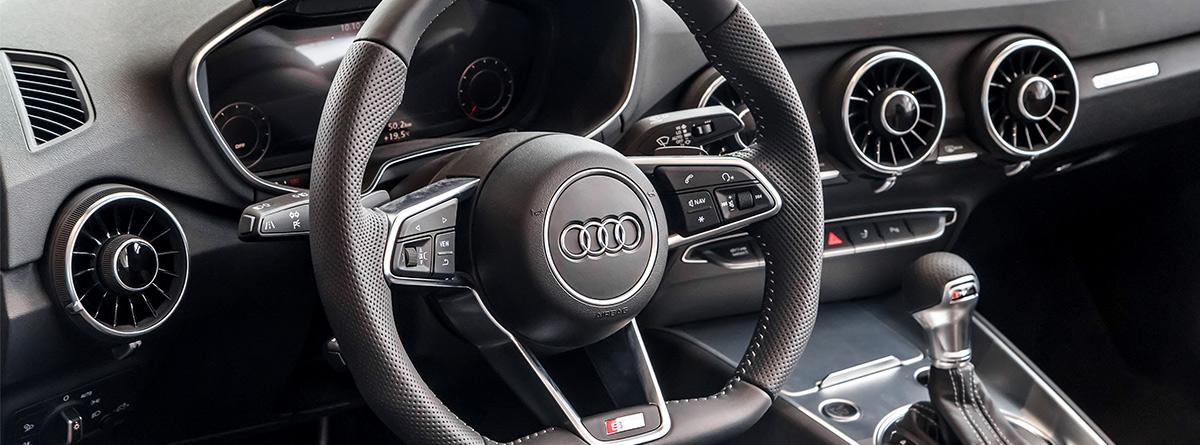 Interior Audi RS3 Sportback
