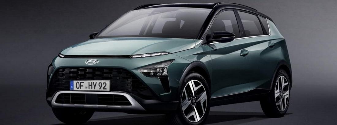 Nuevo Hyundai Bayon, pequeño SUV híbrido