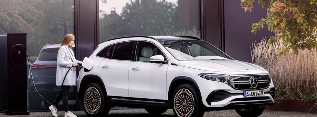 Mercedes EQA 2021