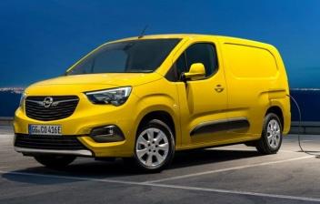 Presentamos el nuevo Opel Combo-e Cargo