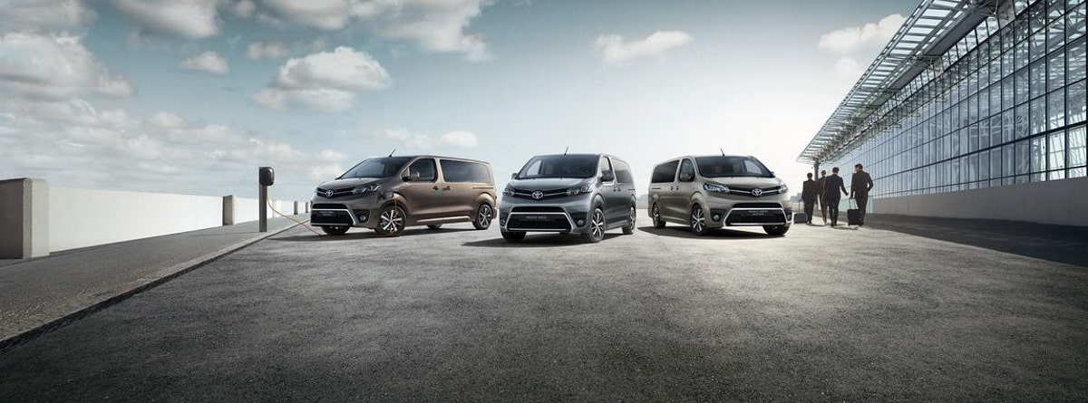 Gama Toyota Proace Verso Electric