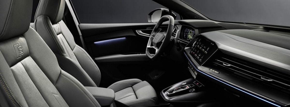 Interior del Audi Q4 e-tron_20