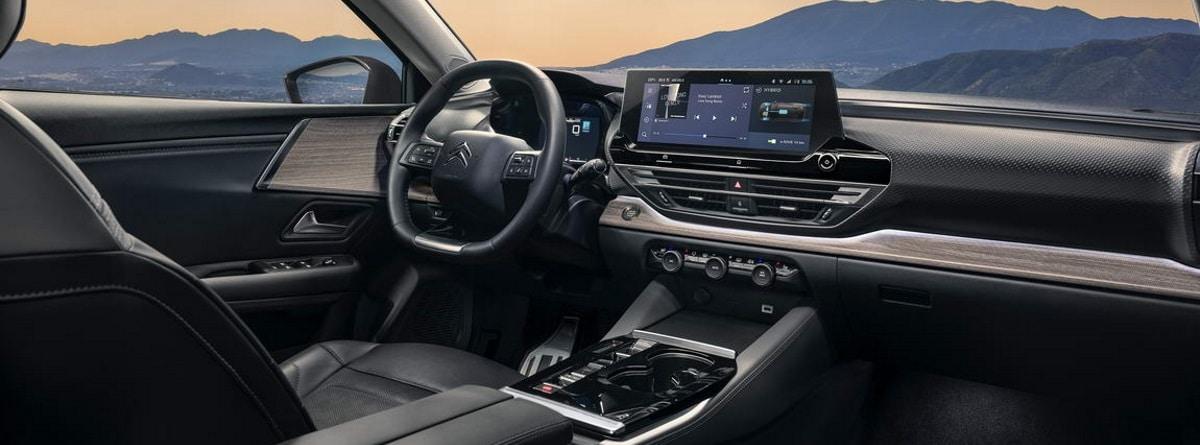 Citroën C5 X 2021. Interior