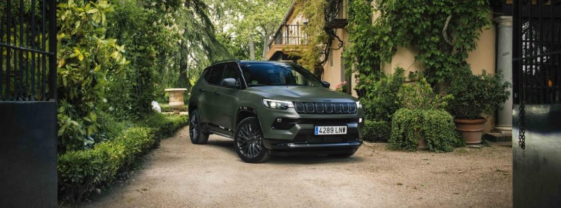 Nuevo Jeep Compass Model Year 2021