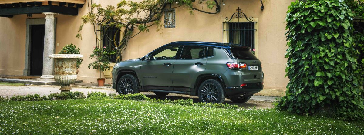 Jeep-Compass-Model year