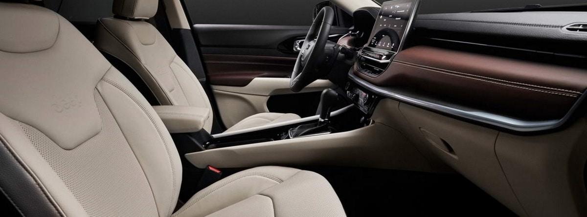Jeep Compass MY interior