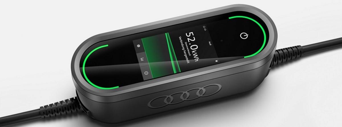 aparato que mide el consumo eléctrico