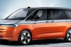 Nuevo Volkswagen Multivan 2021 bicolor con 7 plazas